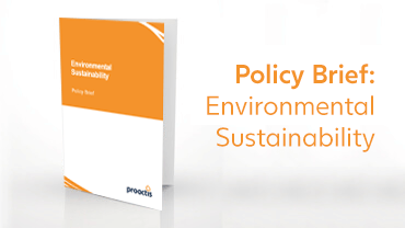 Policy Brief - Environmental Sustainability