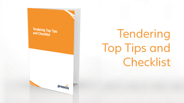 Tendering Top Tips and Checklist