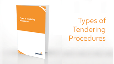 Types of Tendering Procedures